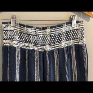 🔥 Indigo Rein Wide Leg Stripe Pants (M) 🔥